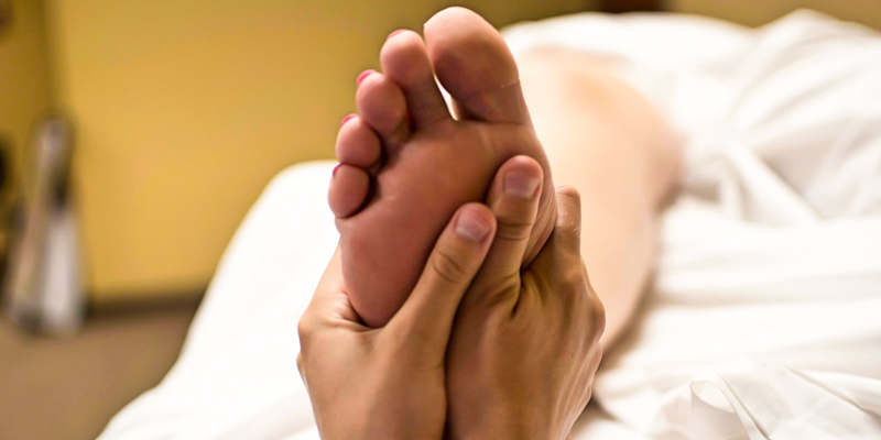 Thai Foot Massage & Reflexology
