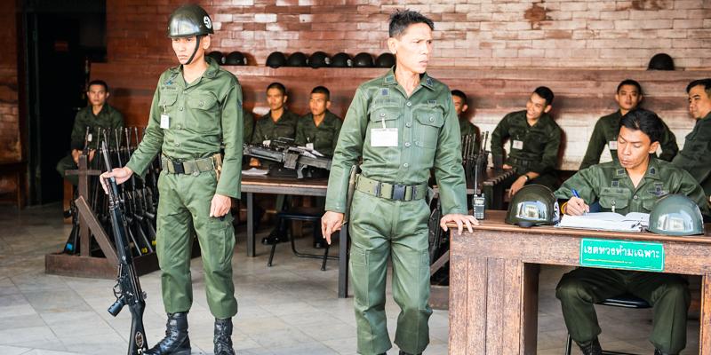 Thailand Coup D'État