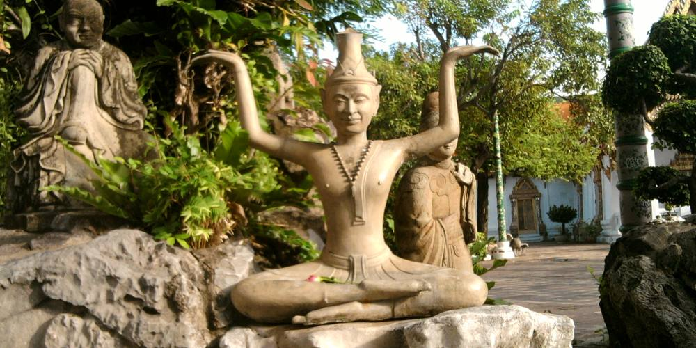 About the Origins of Thai Yoga Reusi Dat Ton