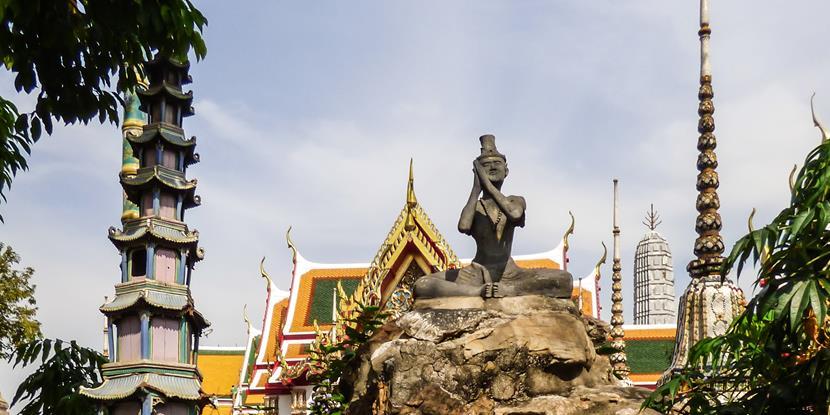 Wat Pho Thai Style Massage