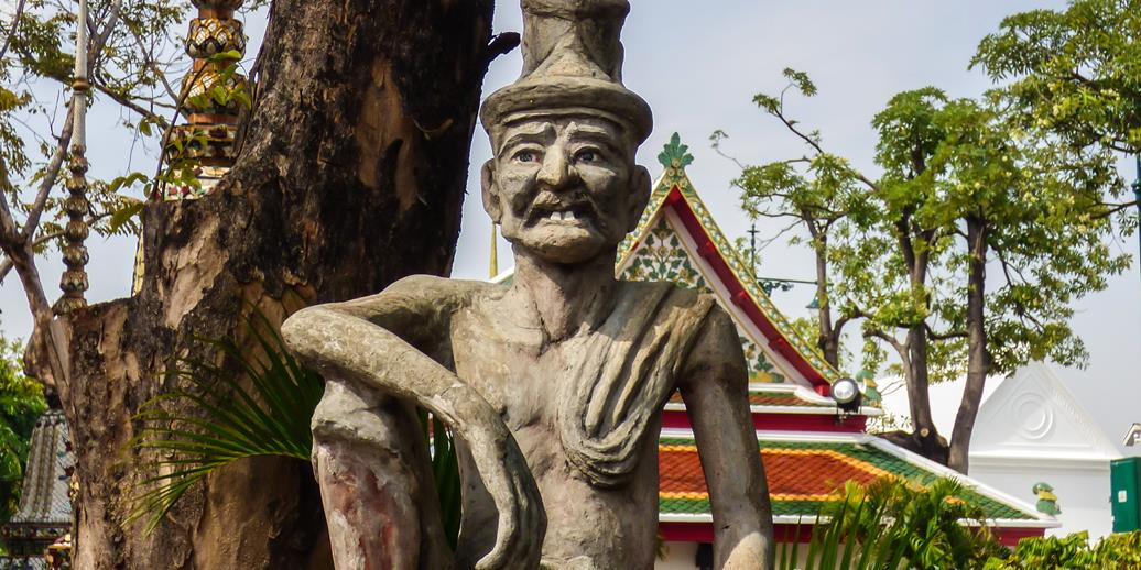 Jivaka Komarabhacca | The Father Doctor of Thai Traditional Medicine