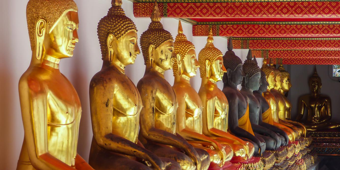 History of the Thai Healing Arts