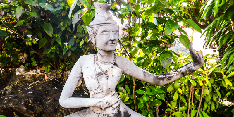 O que é Reusi Dat Ton ou Yoga Tradicional Tailandês?