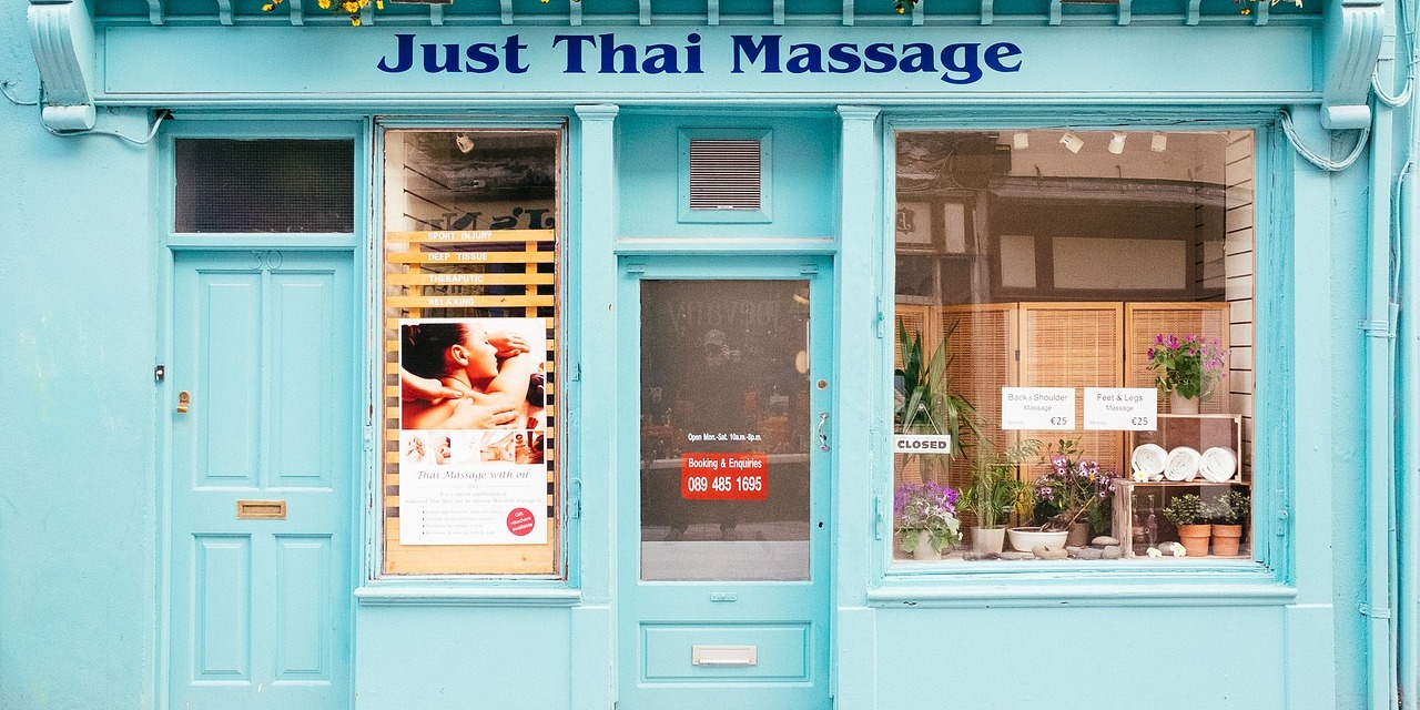 Just Thai Massage Image
