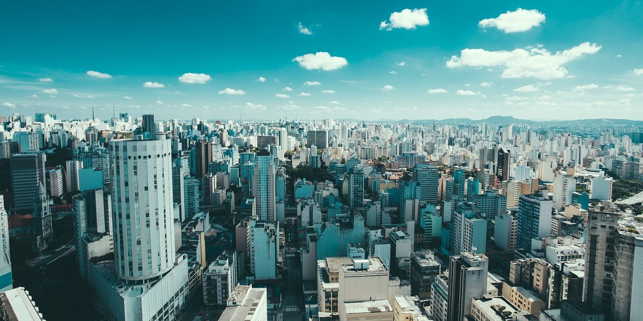City of Sao Paulo, Brazil