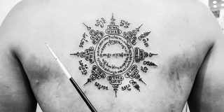 Sak Yant – The Blessed Traditional Tattoos of Thailand