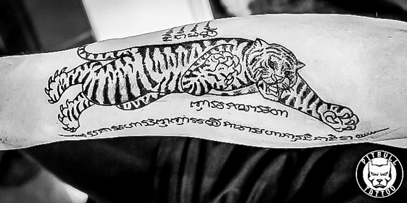 Sak Yant - The blessed traditional tattoos of Thailand