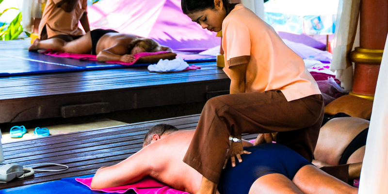 Thai Massage Tools and Techniques