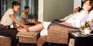 The 5 Most Popular Thai Massage Treatment Services in Thailand Image