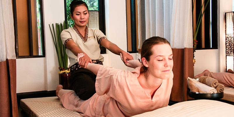 Thai Massage Techniques | The Cobra