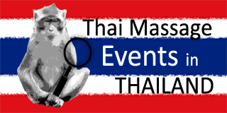 Upcoming Thai Massage training events in Thailand