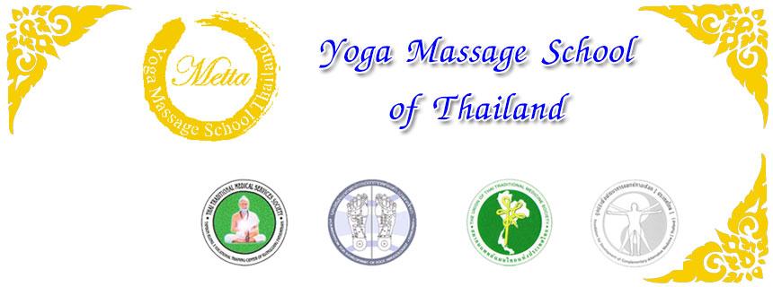 Thai Yoga Massage School of Thailand Metta in Bangkok