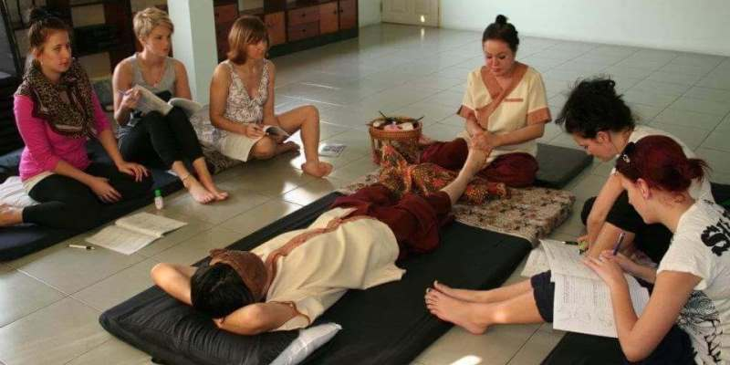 SVG Thai Massage Training Center in Chiang Mai | Review