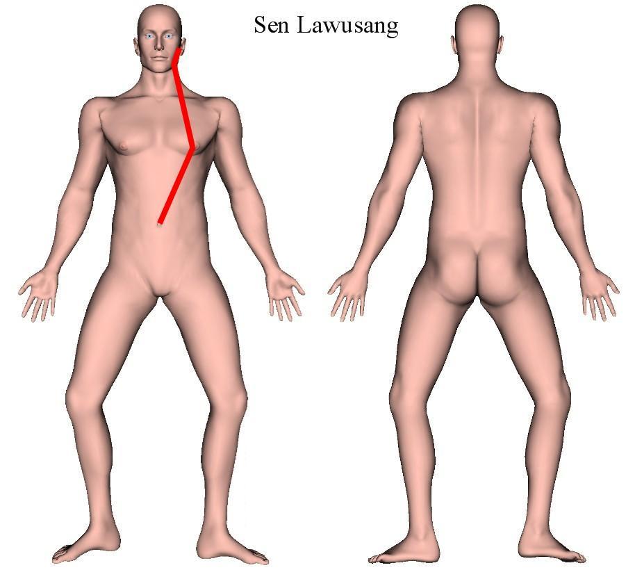 Linha Sen Lawusang | Thai Massagem