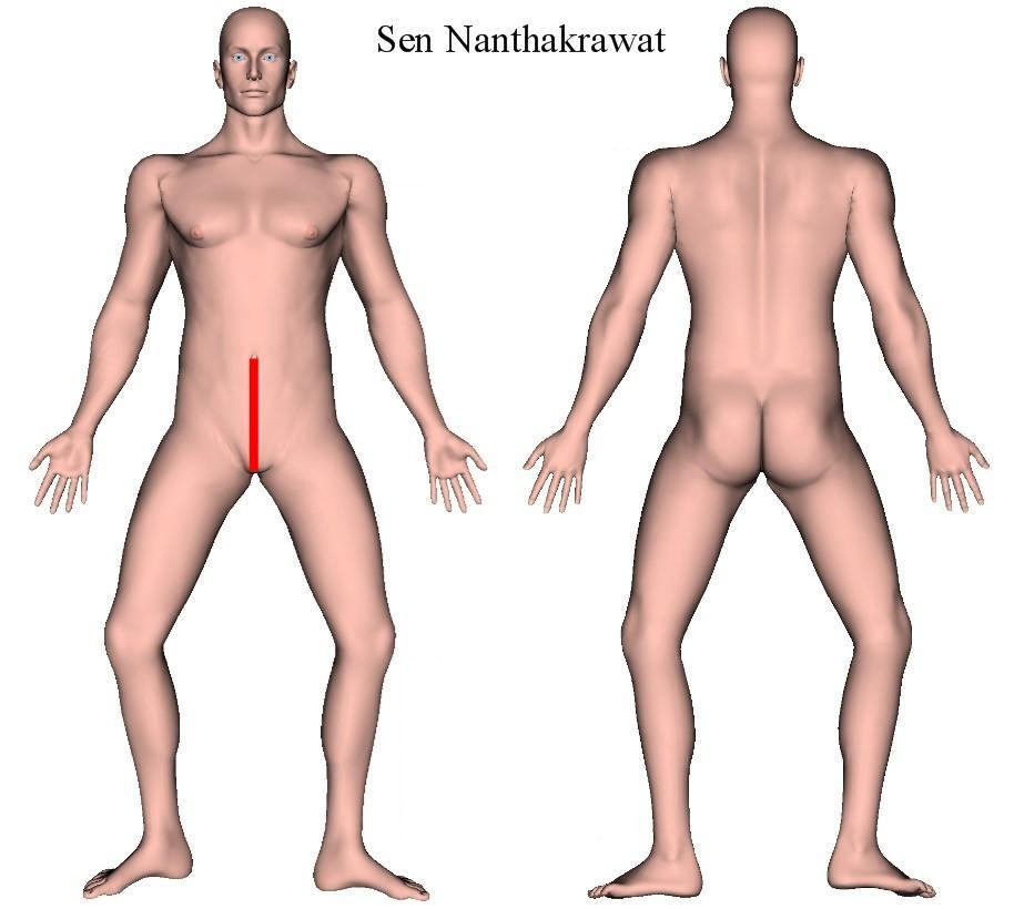 Linha Sen Nanthakrawat | Thai Massagem