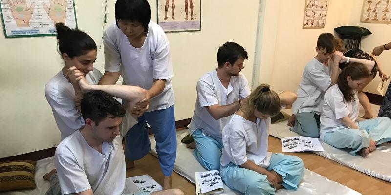 Sabai De Ka Massage School Review | Chiang Mai
