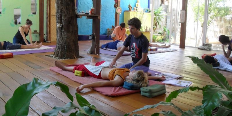 Blue Garden Yoga and Thai Massage in Chiang Mai | Review