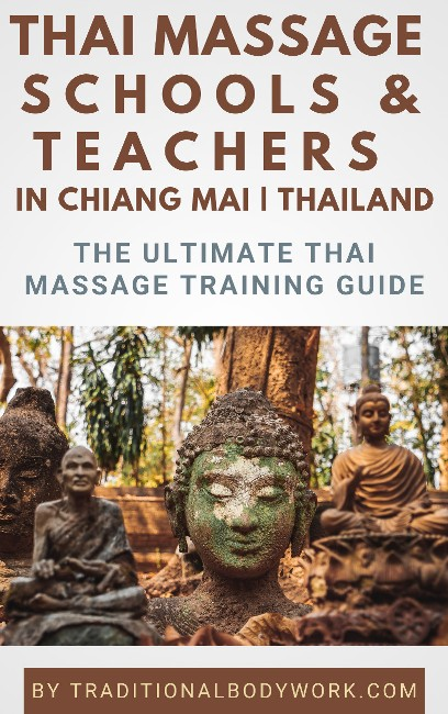 Thai Massage Schools & Teachers in Chiang Mai - eBook