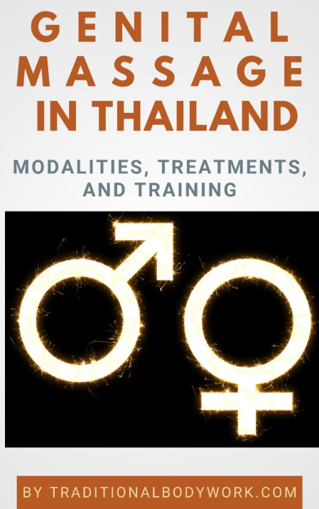 eBook - Genital Massage in Thailand