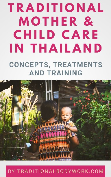 Traditional Mother & Child Care in Thailand - eBook