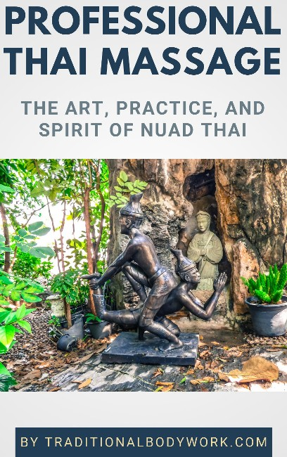 Professional Thai Massage - eBook