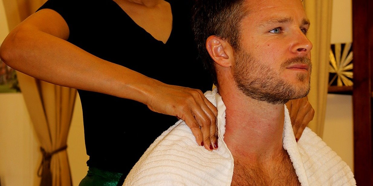 What Is Thai Chair Massage? | Seated Thai Massage