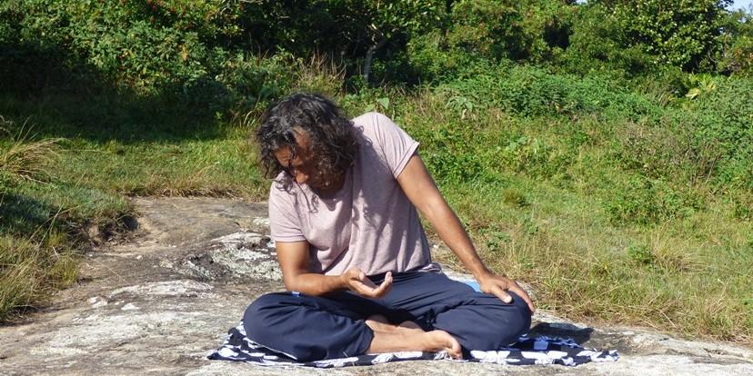 Thai Self Massage and Thai Yoga