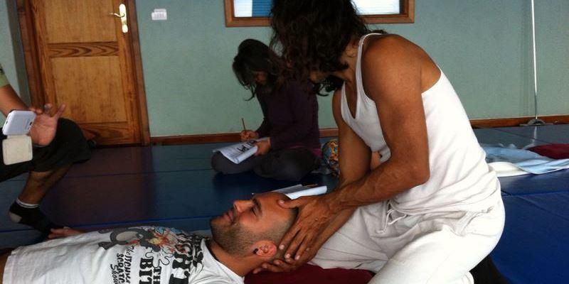 Setting Up Thai Massage Beginner Courses