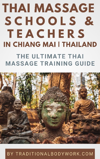 eBook -  Thai Massage Schools & Teachers in Chiang Mai