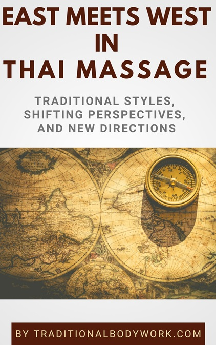 eBook - East Meets West in Thai Massage