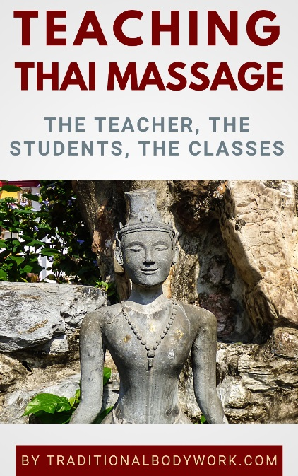 eBook - Teaching Thai Massage