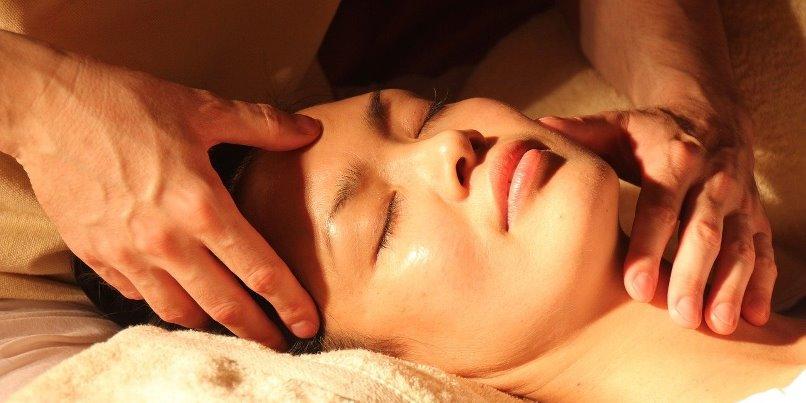 Indian Marma Points Massage   Ayurvedic Marma Therapy