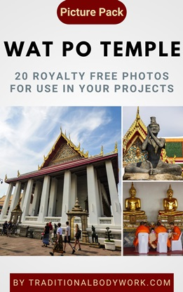 Wat Po Temple | Picture Pack