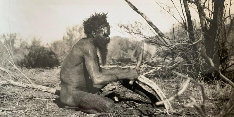 Aboriginal Ngangkari Massage
