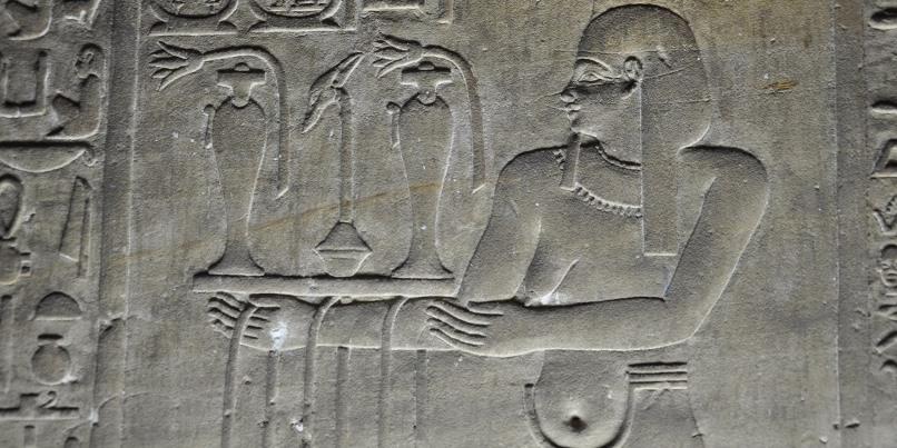 Ancient Egyptian Massage, Reflexology, and Aromatherapy