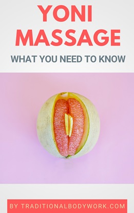 eBook - What You Need to Know about Yoni Massage