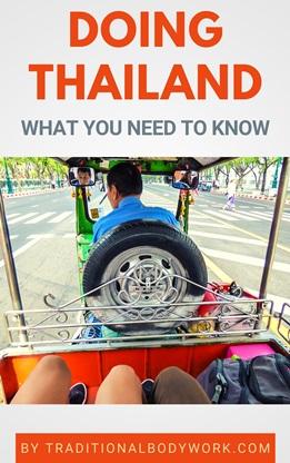 Doing Thailand