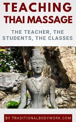 eBook - Teaching Thai Massage