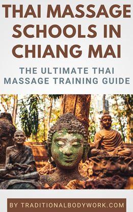 eBook - Thai Massage Schools & Teachers in Chiang Mai
