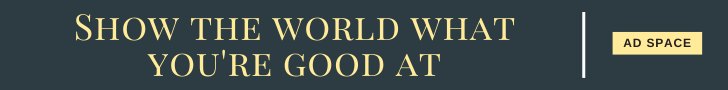 Show the world what you´re good at