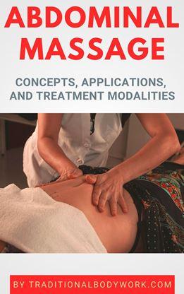 Book - Abdominal Massage