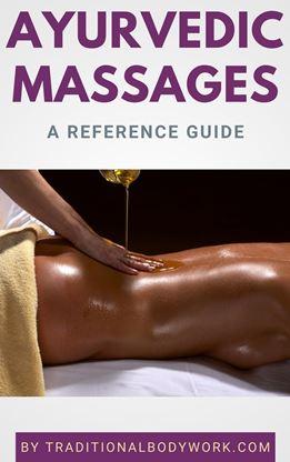Book - Ayurvedic Massages