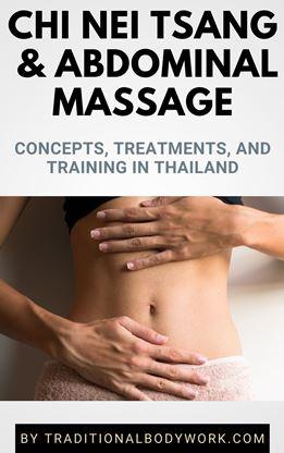 Book - Chi Nei Tsang & Abdominal Massage in Thailand