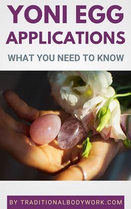 Book - Yoni Egg Applications